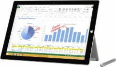 Microsoft - Surface Pro 3 - 64GB - Intel i3 - Silver - 4YM-00001 - Best Buy