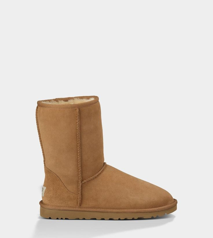 UGG® Classic Short | Free Shipping at UGGAustralia.com idk abou these-it gets cold though