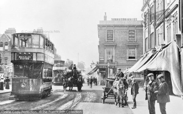 Tooting, Broadway 1907