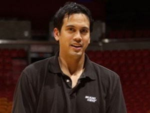 NCAA Winning Coach: The Multi Cultural Erik Spoelstra