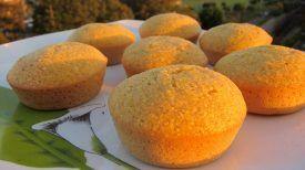 Les muffins brûleurs de graisse à la patate douce, idéaux pour le petit déjeuner ! (100% sans gluten !)