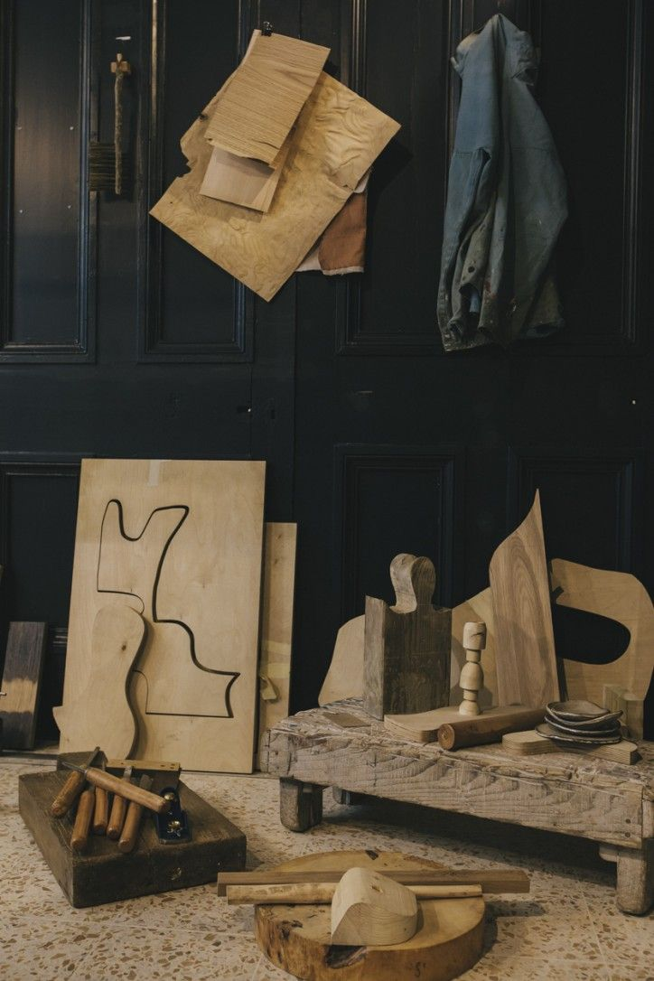 Lola Lely's Atelier at The New Craftsmen, Mayfair.