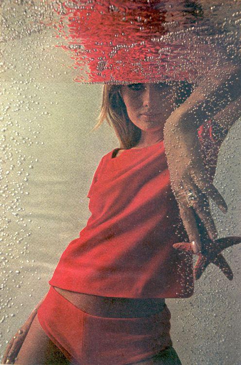 Jerry Schatzberg for Harper's Bazaar, 1968