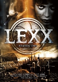 """Hailed as """"the most imaginative Sci-Fi since The Hitchhiker's Guide to the Galaxy"""" (New York Daily News), Lexx follows the nomadic existence of four misfit characters who have inadvertently stolen the most powerful weapon of destruction ever made: a Manhattan-sized, genetically-modified insect-ship."""