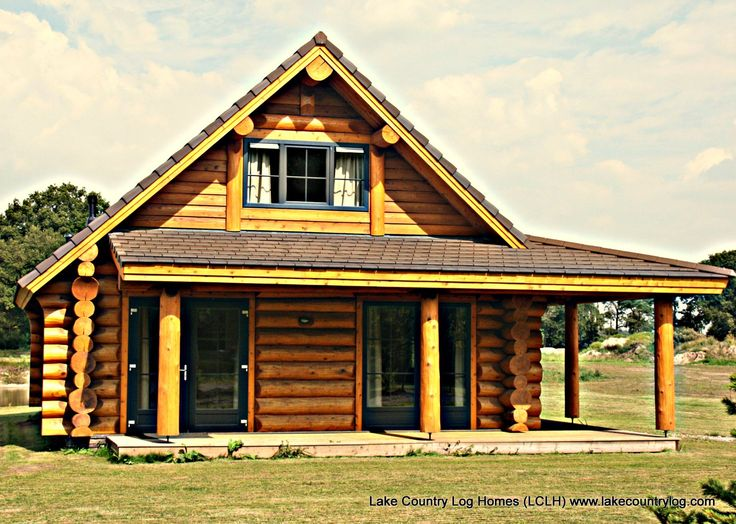 Custom Western Red Cedar Log Cabin