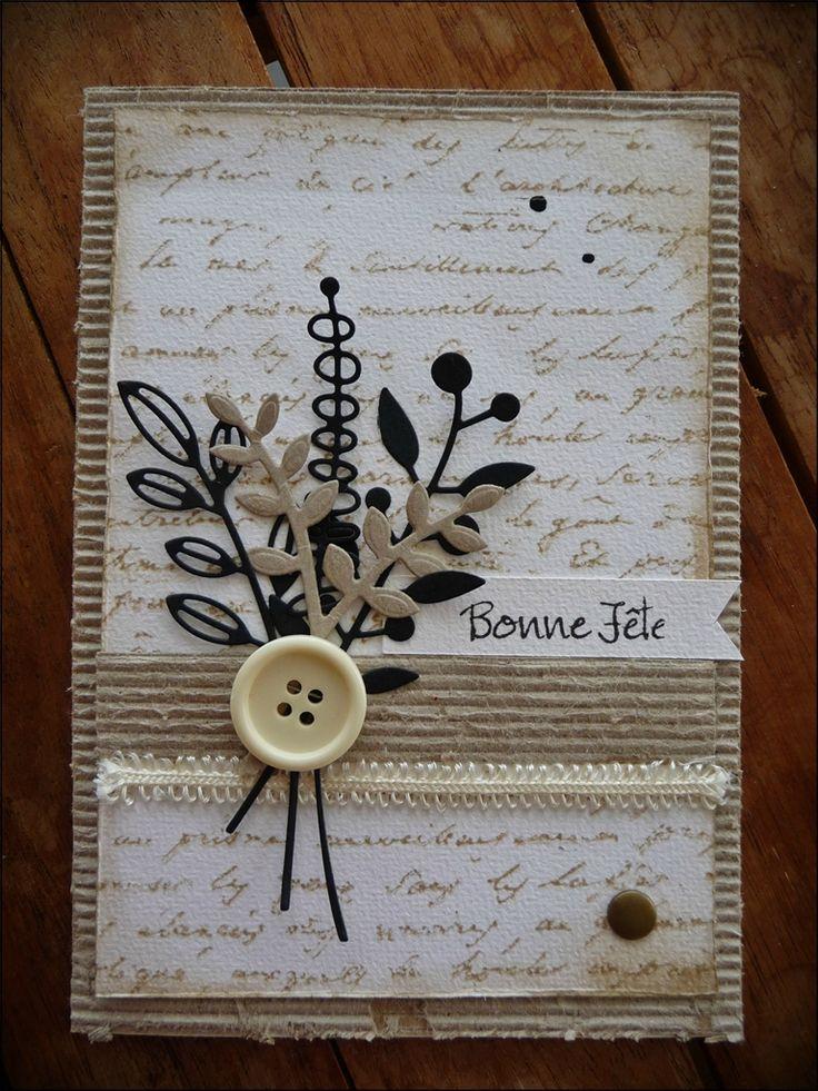 1000 id es sur le th me cartes de mariage faites la main for Bouquet de fleurs 70 ans