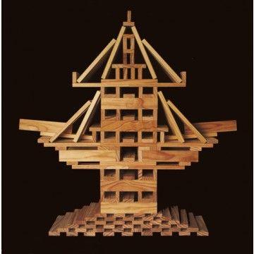 Kapla Blocks 280 Pieces