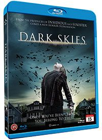 Recension av Dark Skies. En Thriller/Skräck/Sci-fi av Scott Stewart med Josh Hamilton, Keri Russell, Kadan Rockett, Dakota Goyo och J.K Simmons.