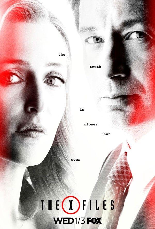 Arquivo X Ganha Poster E Data De Estreia Para A 11ª Temporada
