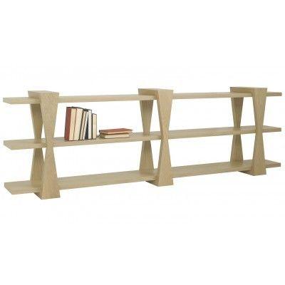 SALE Willow Low Bookshelf