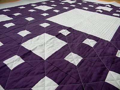 diagonal quilting lines for border quilt pinterest