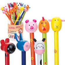 pencil toppers for kids - Google Search