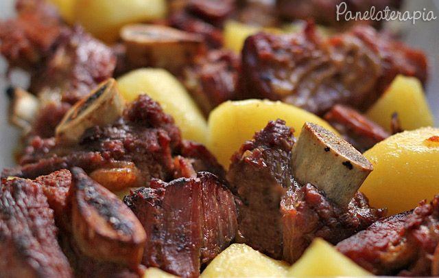 Costela Bovina Assada ~ PANELATERAPIA - Blog de Culinária, Gastronomia e Receitas