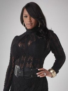 """Jackie Christie of Basketball Wives LA Debuts her Spring 2013 """"Black"""" Collection"""