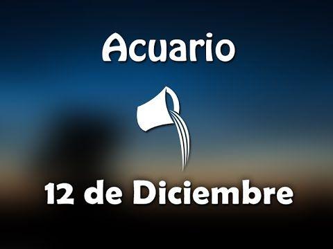 Horóscopo de Hoy: Acuario 12 de Diciembre, 2014