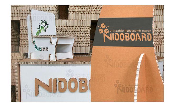 #Nidoboard #stampa