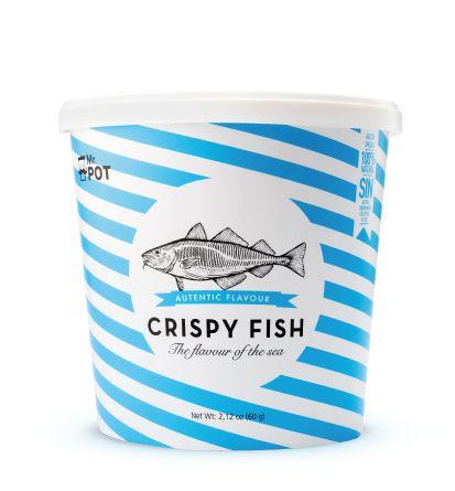 Comprar snack de piel de bacalao frita rica en Omega3 | Soso Factory