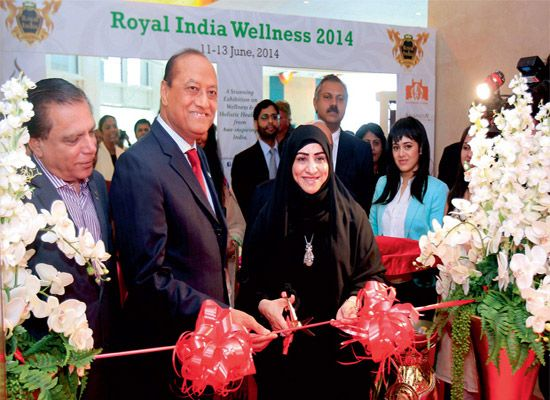 India health, wellness hub for UAE and GCC nationals. http://ayurvedichealingvillage.com/ayurvedic-treatments.aspx http://www.khaleejtimes.com/kt-article-display-1.asp?section=uaebusiness&xfile=data/uaebusiness/2014/june/uaebusiness_june175.xml