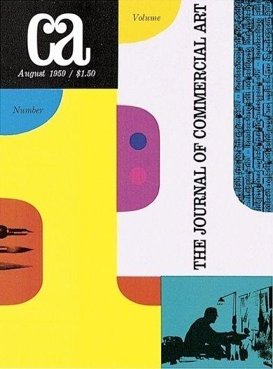 1950s CA in Graphic Design