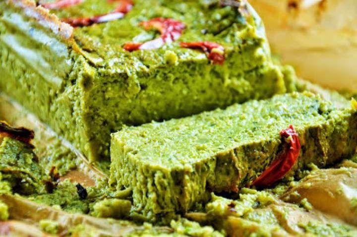 Pasztet zielony czyli brokuł w roli głównej