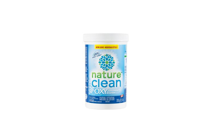 100% Natural Oxy Stain Remover   Nature Clean