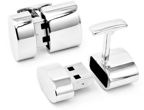 Become A Spy With WiFi Cuff links (can't wait to meet some awesome future boyfriend and do something fancy enough for cufflinks!)