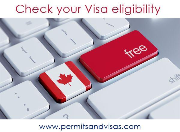 Check your visa eligibility