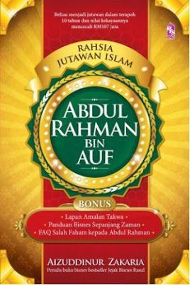 Malaysia Online Bookstore: Rahsia Jutawan Islam: Abdul Rahman Bin Auf