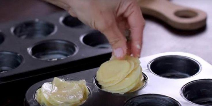 Kartoflen er noget man ofte ser på middagsbordene i Danmark, men det er ikke altid, de bliver serveret på en opfindsom måde. Men det kræver faktisk ikke så meget at lave tilberede kartofler, så de smager godt og oser af elegance. Næsten en million mennesker har set denne opskrift, som viser hvordan man laver den kendte rodfrugt til noget, der minder om en berømt opskrift, som hedder Pommes Anna. Denne opskrift tilføjer bare nogle nye ingredienser, og så skiller den sig ud ved at være meget…