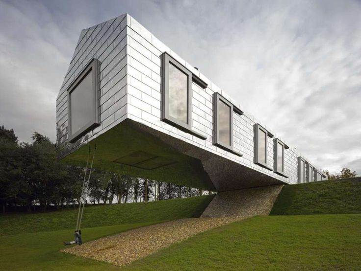 Ready And Gable: The Triangular Roof Is Back! - Architizer