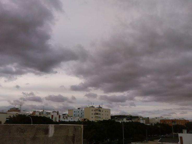 Canary Islands Photography: El tiempo en Fuerteventura #nubes #clouds