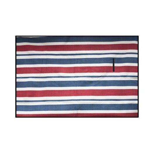 Kvalitné červeno modré piknikové deky