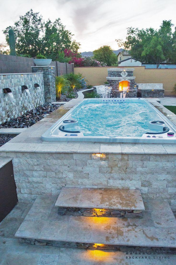 20 best hydropool swim spas images on pinterest tubs spas