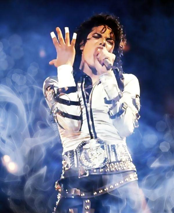 MICHAEL JACKSON ♥ BAD TOUR ♥ ♥ ◆ ◇ ◆ WEMBLEY ◆ ◇ ◆   MICHAEL IS SMOKIN' HOT!