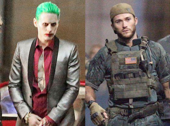"Suicide Squad: Scott Eastwood ""Afraid"" to Talk to Jared Leto as The Joker  Jared Leto, Scott Eastwood, Suicide Squad"