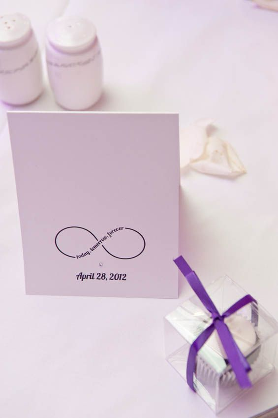 Today, tomorrow, forever - this should be every wedding's slogan