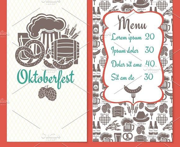 Best 25+ Free menu templates ideas on Pinterest Menu printing - free dinner menu templates