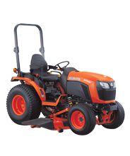 Kubota Tractor Corporation - Build My Kubota
