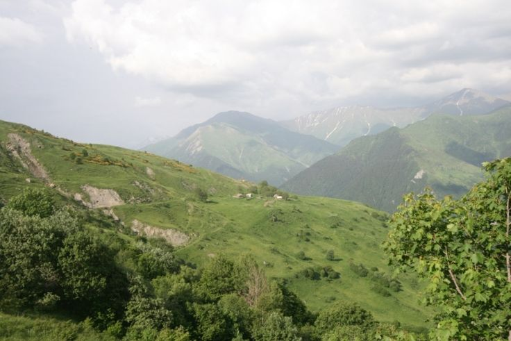 Kusdzhytae, South Ossetia