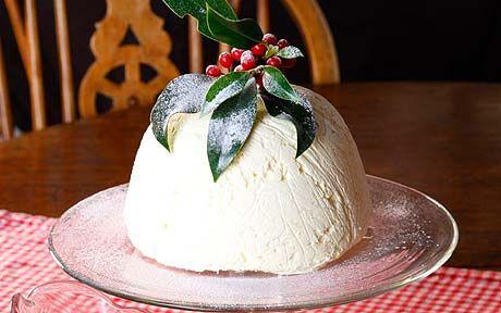 Mary Berry lemon meringue ice cream  (recomended by Tina and John)