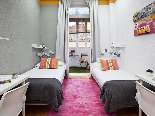 m s de 17 ideas fant sticas sobre dormitorio estudiantes On decorar habitacion residencia universitaria