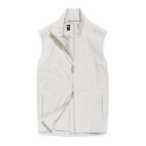 Loro Piana matchplay light vest -  Rain System® Technical Fabric