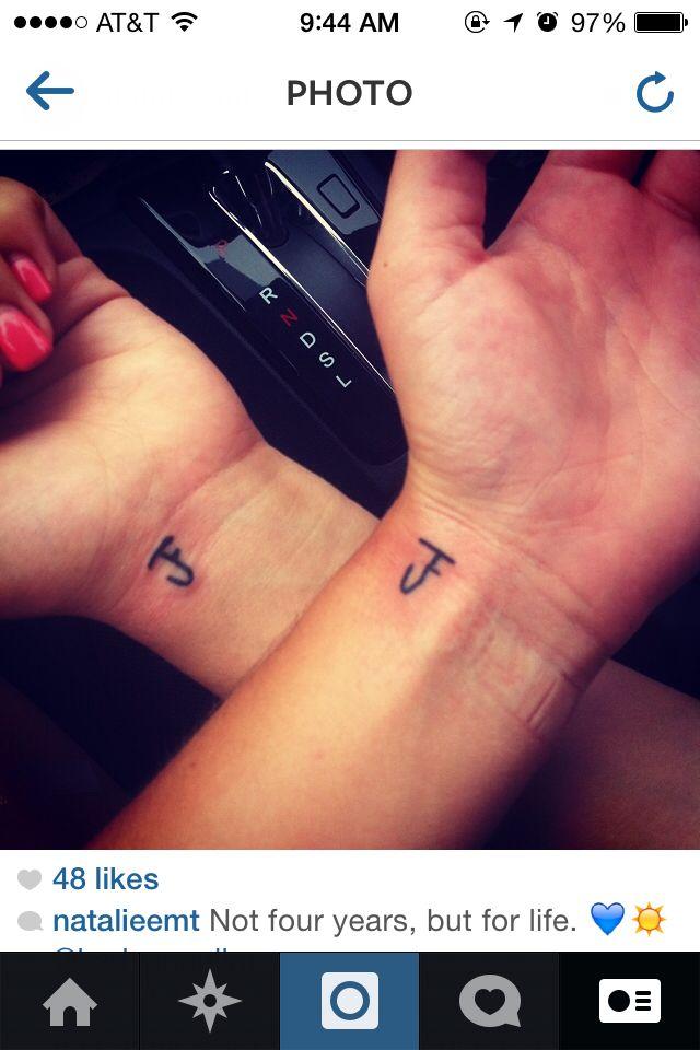 TFJ Alpha Xi Delta #tattoo #TFJ #axid