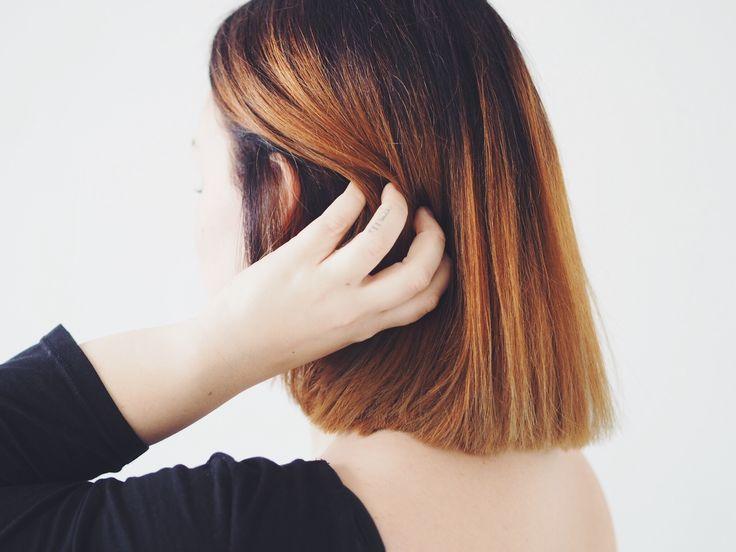 Ne uudet hiukset // MAMI GO GO