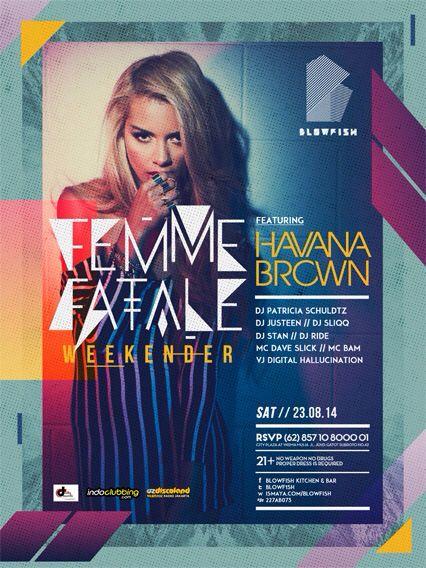 Femme Fatale ft Havana Brown