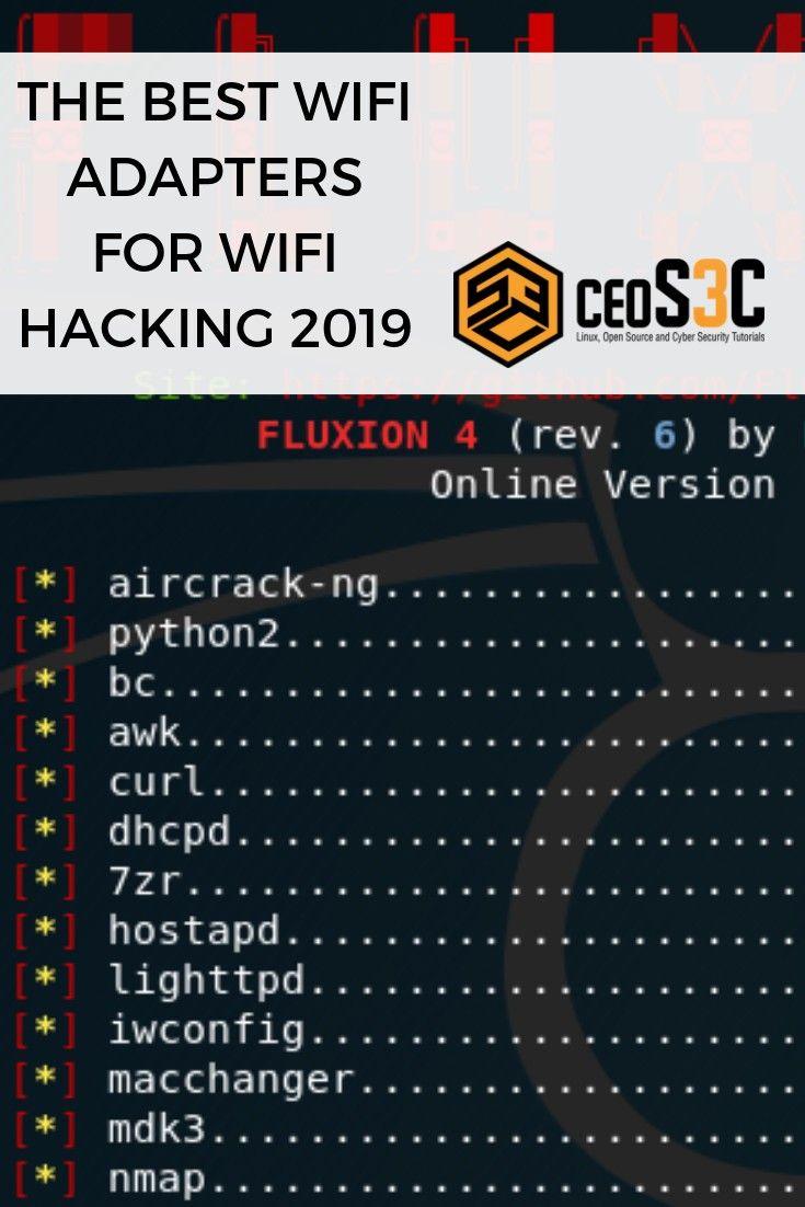 Best Wireless Network Adapter for WiFi Hacking in 2019   Hacking
