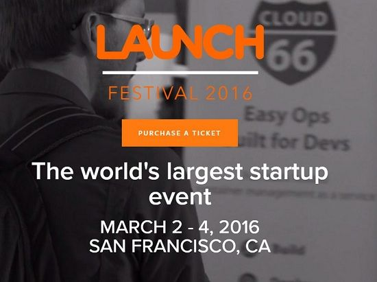 """World's largest startup event, Launch Festival selects """"Moonlighting"""" as a Top 10 Mobile Start-Up. McClatchy is proud of the Moonlighting team and the momentum we've built during the past year."""
