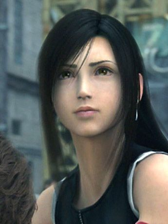 Final Fantasy VII Advent Children  Tifa Lockhart