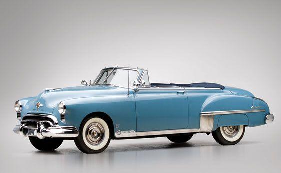 1949+Oldsmobile+Futuramic+88+Convertible