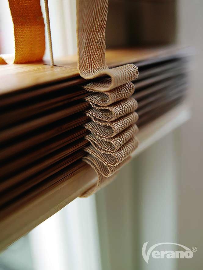 De houten #jaloezieën van Verano® worden gemaakt van hoogwaardig FSC-gecertificeerd hout uit duurzaam beheerde bossen! #Verano #venetianblinds